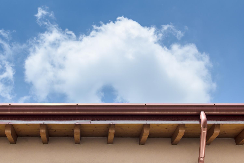 Dachrinne Dachklempnerei