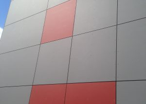 Fassadenbekleidung und Fassadengestaltung mit ETERNIT-CEDRAL